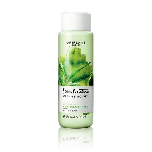 Love Nature Cleansing Gel Aloe Vera _ 30144