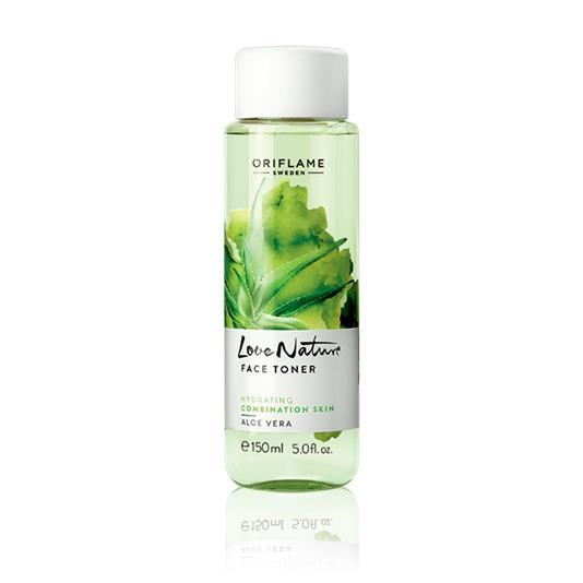 Love Nature Face Toner Aloe Vera _30149